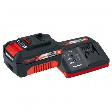 Starter Kit Einhell Power-X-Change 18V 4,0Ah