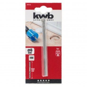 Kwb Broca Centradora HM 6.0mm