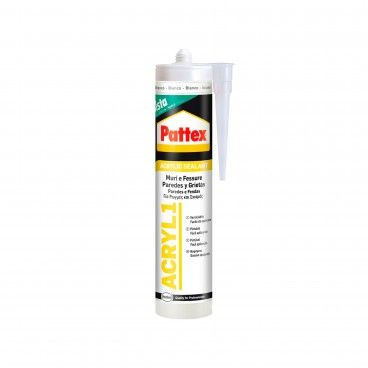 Selante Acrílico Pattex Acril 1 300ml