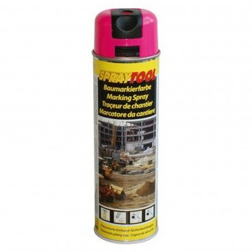 Spray Tool Marking Fluorescente Motip 500ml