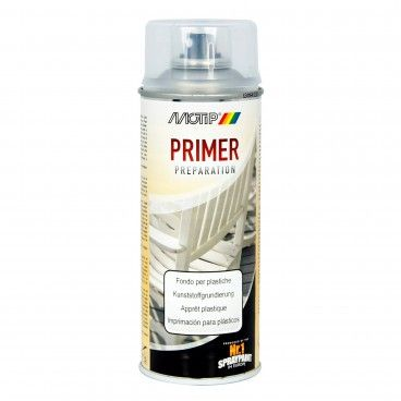 Spray Primário para Plásticos Motip 400ml