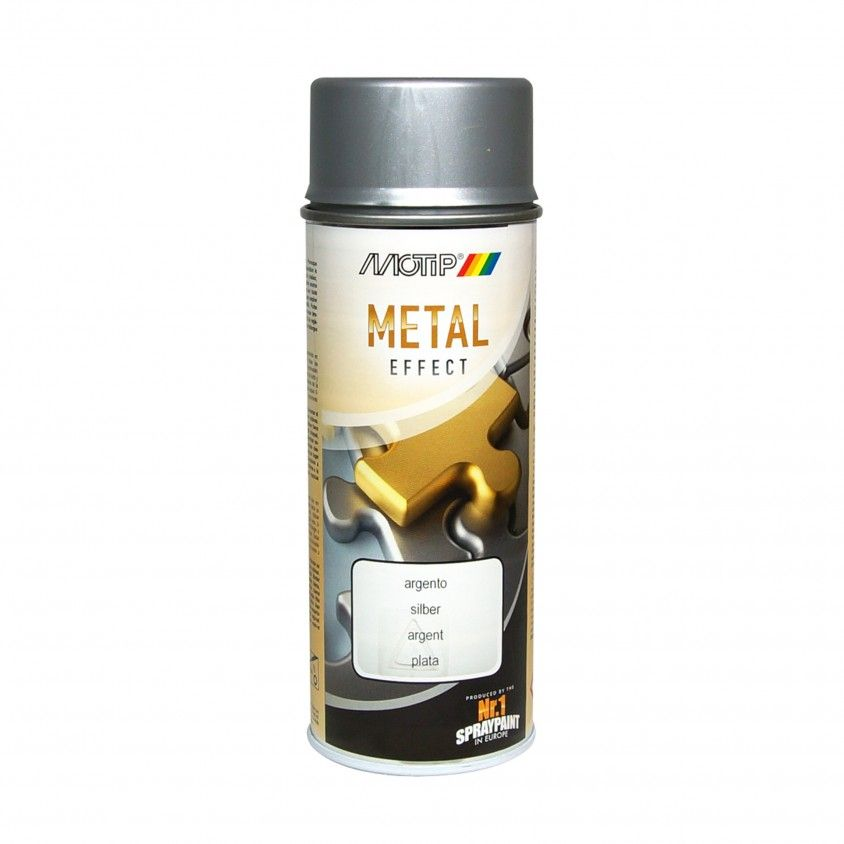 Spray Metal Effect Motip 400ml
