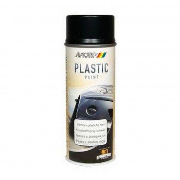 Spray Para-Choques Plásticos Motip 400ml