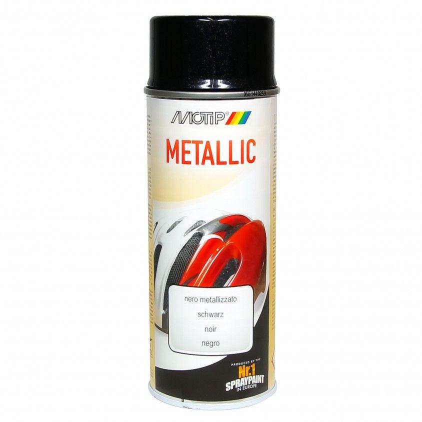 Spray Metalizado Motip 400ml