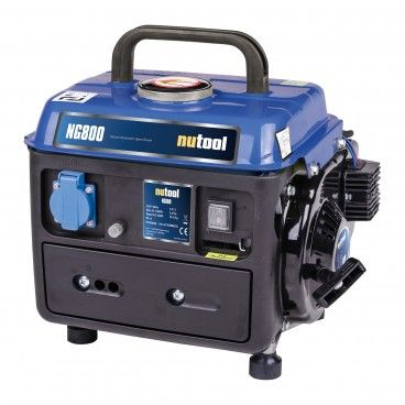 Gerador a Gasolina 720W Nutool NG800