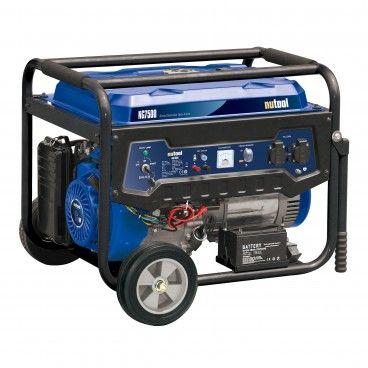 Gerador a Gasolina 7500W Nutool NG7500