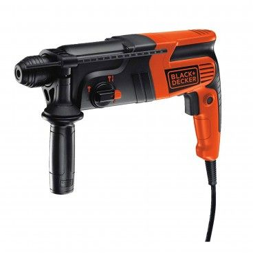 Martelo SDS-Plus 550W Black&Decker KD885KC