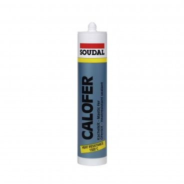 Massa Refratária Soudal Calofer 310ml