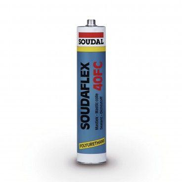 Cola e Veda Poliuretano Soudaflex 40FC 300ml