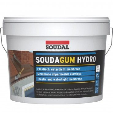 Impermeabilizante Soudagum Hydro 10Kg