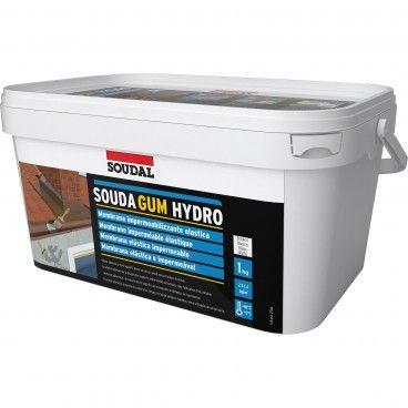 Impermeabilizante Soudagum Hydro 1Kg