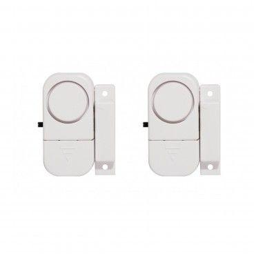 Conjunto 2 Mini Alarmes Chacon