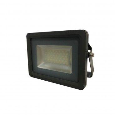 Projetor Exterior LED Slim 20W 1800Lm 4200K