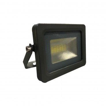 Projetor Exterior LED Slim 10W 900Lm 4200K