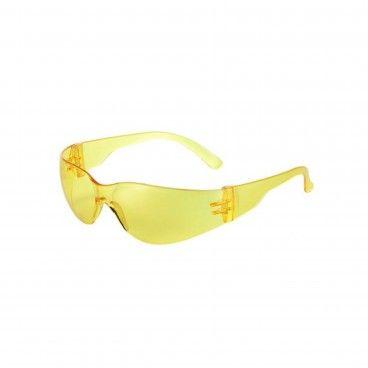 Óculos de Proteção em Policarbonato Amarelo UV 400