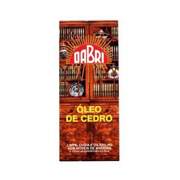 Óleo de Cedro Dabri 200ml