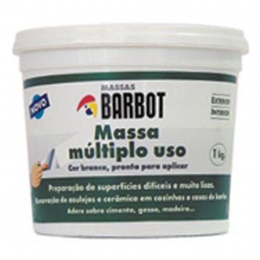Massa Múltiplo Uso Barbot