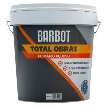 Primário Aquoso Barbot Total Obras