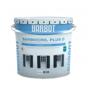 Tinta Aquosa Barbocril Plus