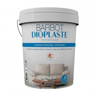 Tinta Plástica Barbot Dioplaste