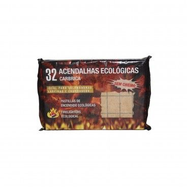 Acendalhas Ecológicas 32un