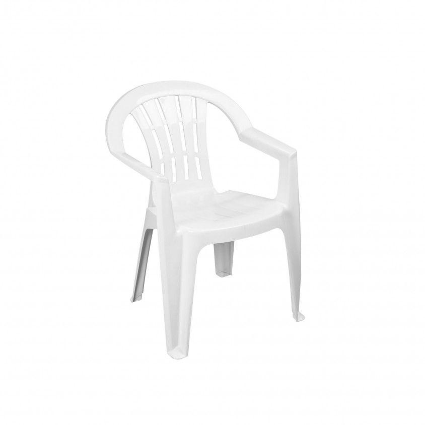 Cadeira Monobloco com Braços
