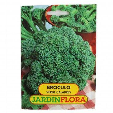 Sementes de Bróculo Verde Calabres