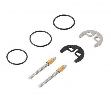 Kit de Fixação Sanindusa para Misturadoras de Lavatório e Bidé 2xM6