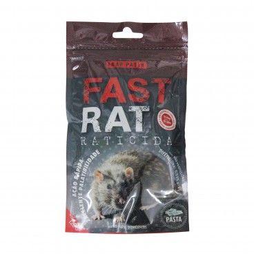 Raticida Pasta Fastrat 120g