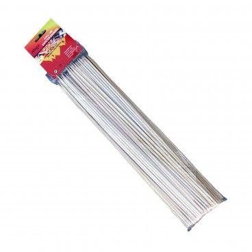 Espetos em Bamboo - Conjunto de 100Un