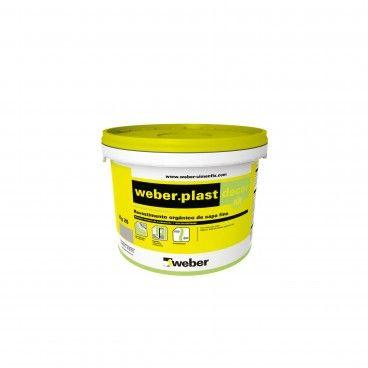 Weber Plast Decor M 25kg Cor 0919