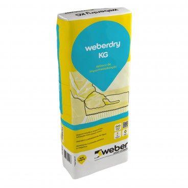 Weber Dry KG 25kg