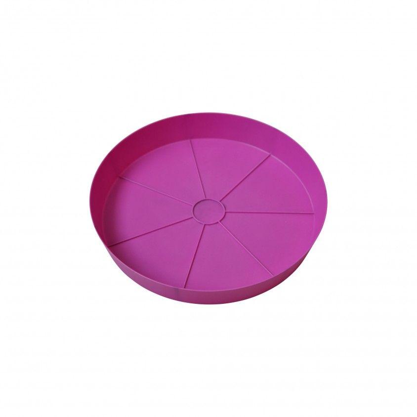 Prato para Vaso Colors Pequeno