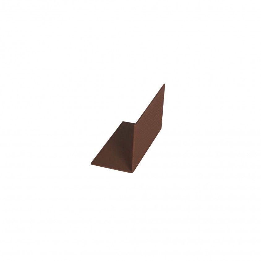 Cantoneira L para Deck Compósito 220x4x4m