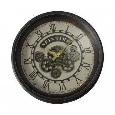 Relógio Spin Time