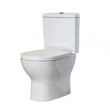 Sanita Compacta Sorrento com Tanque e Tampo