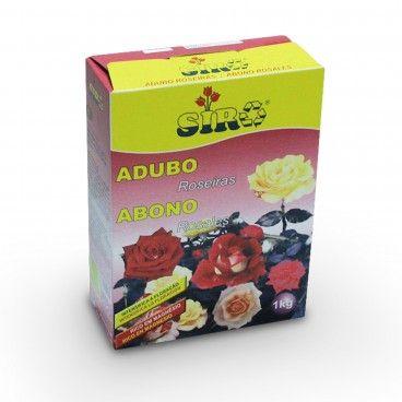 Adubo Granulado para Rosas Siro