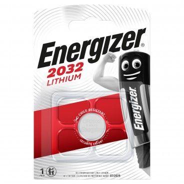 Pilha Energizer CR2032 Lithium