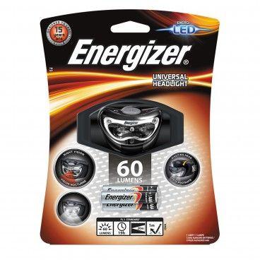 Lanterna Led Energizer 3 LED Headlight 3AAA
