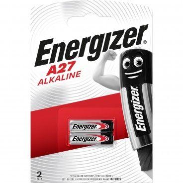 Pilha Energizer A27 Alkaline 2un