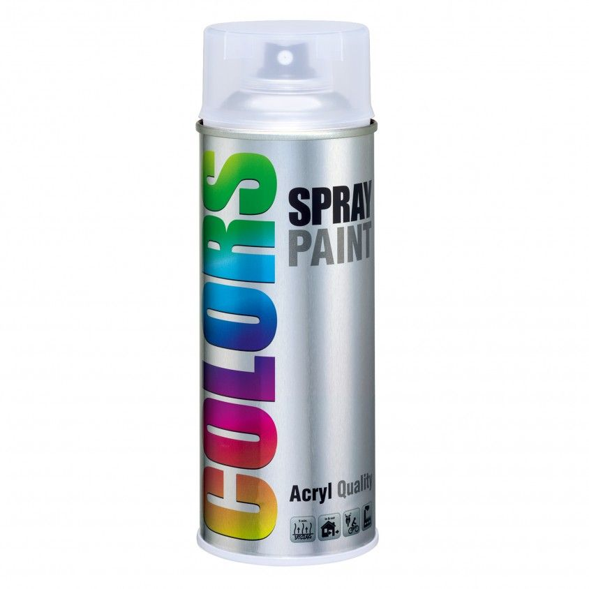 Spray Colors Verniz Motip 400ml