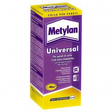 Cola Universal para Papel de Parede Metylan 125g