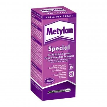 Cola para Papel de Parede Metylan Especial 200g