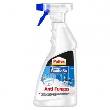Anti-Fungos Pattex Casa de Banho Sã 500ml