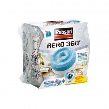 Recarga Desumidificador Rubson Aero 360º 450g