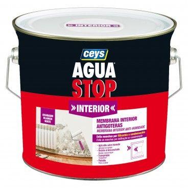 Impermeabilizante Ceys Aguastop Interiores 4kg