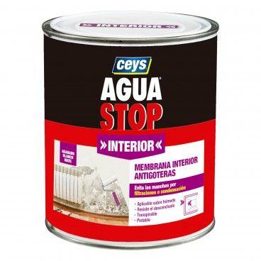 Impermeabilizante Ceys Aguastop Interiores 750g