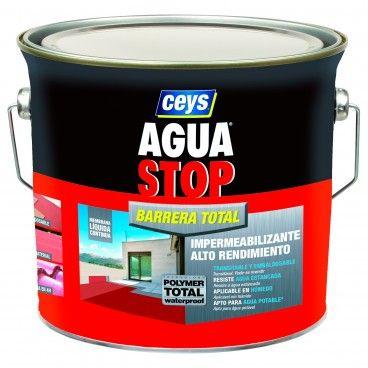 Impermeabilizante Ceys Aguastop Barreira Total 4Kg