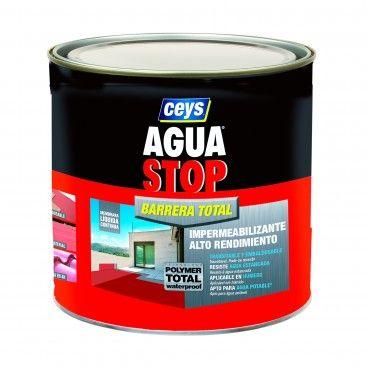 Impermeabilizante Ceys Aguastop Barreira Total 1kg