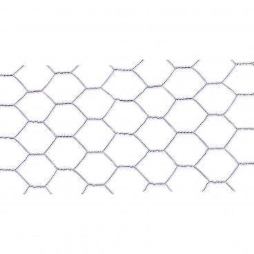 Rede para Galinheiros de Tripla Torção Malha 19x0.7mm